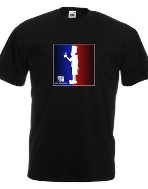 NBA negru